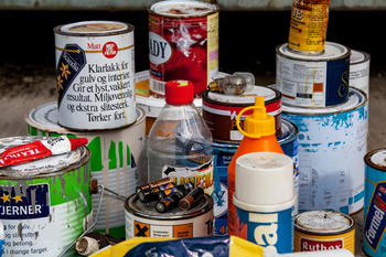 farlig avfall kildesortering